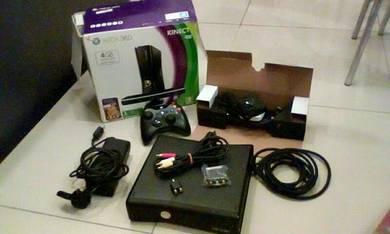 Xbox 360 kinnect