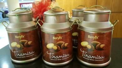 Beryl's Almond Milk Chocolate 120 gram