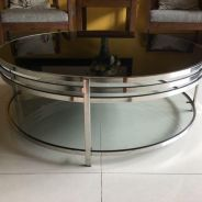 Round Coffee Table (Macy)