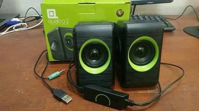 Speaker sonicgear quatro2