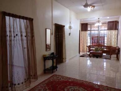 Bilik (master bedroom) untuk disewa lelaki di Kangar (bilik sorang)