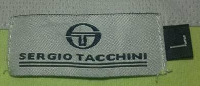 Baju Golf SERGIO TACCHINI Size L