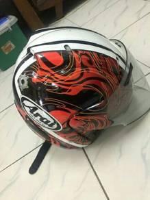 Helmet ARAI REDTYPE