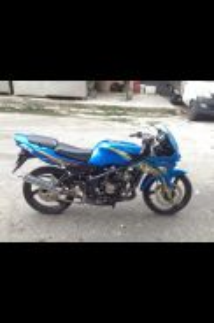 2013 Kawasaki rr150