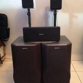 Mini Hi Fi speakers