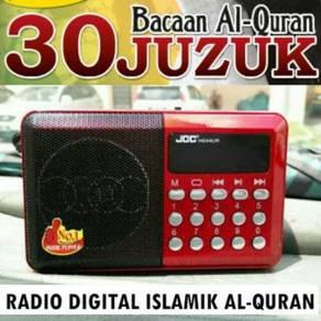 Radio islamik JOC free 8GB
