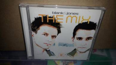 CD Blank & Jones - The Mix Volume 3