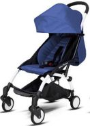 Blue Baby Throne UPGRADED Baby Stroller
