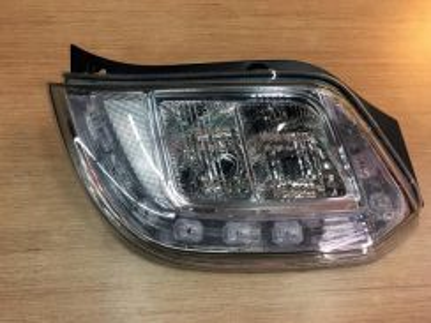 Perodua axia se advance oem smoke tail lamp