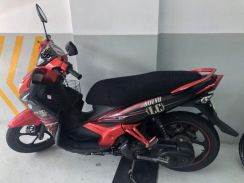 Yamaha Nouvo LC 135 Sport RED Line edition