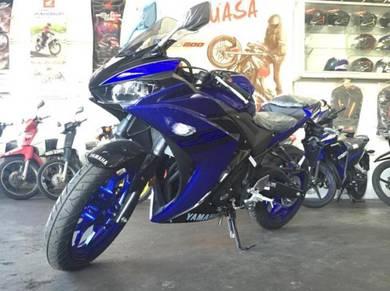 Yamaha r25 *low deposit *low interest *ready srok
