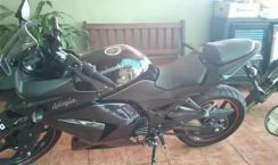 2011 Kawasaki ninja 250cc