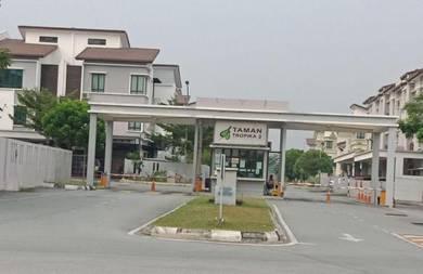 Townhouse Taman Tropika 2, Kajang Bangi