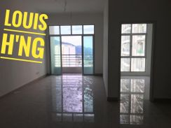 Boulevard Condo Original Unit 936sq.ft 2 Cp At Ayer Itam