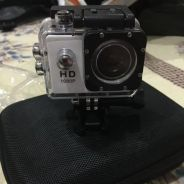 New Action camera HD 1080p