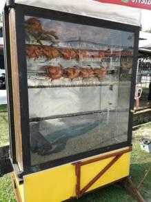 Mesin ayam golek baru
