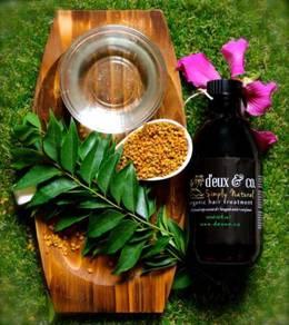 Organic Hair Treatment