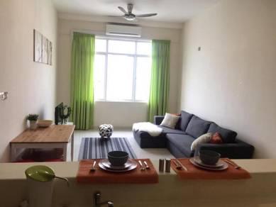 VUE Residence Near LRT & Bus Station Titiwangsa Sentral Hospital KL