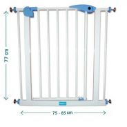 Premium Baby Auto Lock Safety Gate Stair Doors