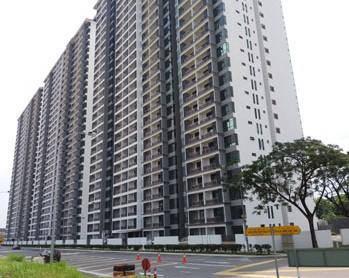 Apartment in Jalan Kempas Indah, Taman Kempas Indah, Johor Bahru,Johor