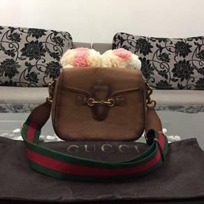 Gucci Lady Leather Shoulder Bag