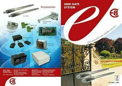 Arm gate swing murrah