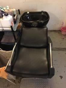 Salon use hair washing basin