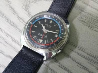 Seiko Navigator Timer watch