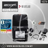 Zoom H2n Recorder and Accessory Pack 0% Instalment