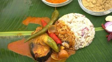 Tempahan Nasi Dagang Ori Terengganu di Kuantan