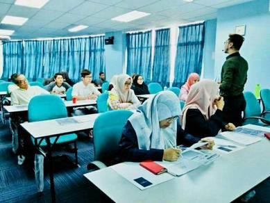 Mini Hall / Seminar Room al Hidayah Batu Pahat