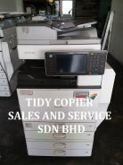 Photocopier machine color mpc4502 price market