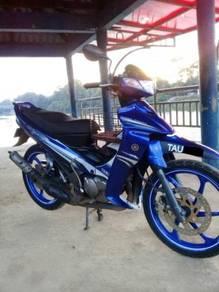 2009 Yamaha 125z