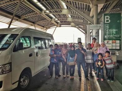 Pakej Bajet Tour Kundasang dan KK city