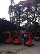 JAPAN Fully Imported TOYOTA REACH TRUCK FORKLIFT