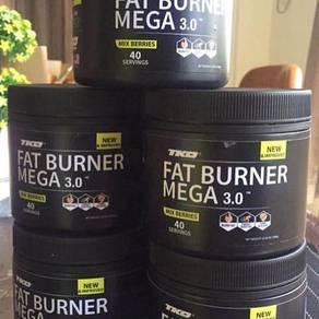 FAT BURNER MEGA 3.0 bersama Coaching percuma
