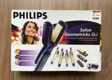 Philips Salon Geometricks 10 in 1