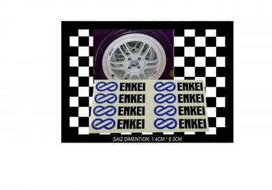 Sticker Rim Enkei_5