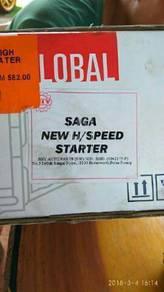 Starter h/speed iswara/saga 12 v untuk dilepaskan