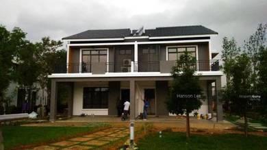 New double storey house Kota Masai