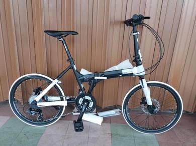 CHIN FOLDING BIKE 20er HYDRAULIC Bicycle Alloy NEW