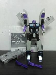 Transformers Decepticons Specialist Octane