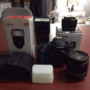 Canon 60D Speedlite 430EX II