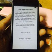Iphone 5s 32gb. not activate