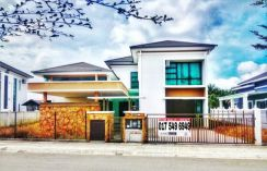 Bertam Lakeside, Bungalow Double Storey