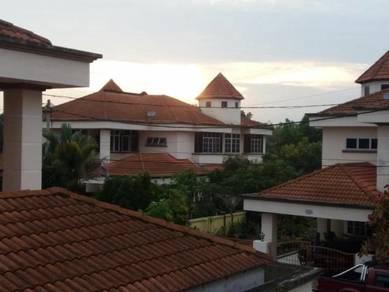 Semi Detached Villa For Sale Temerloh