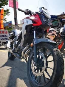 HONDA CB500X 2019 ABS (Ready Stock)