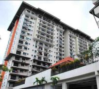 Puri Ayu Condominium in Seksyen 22, Shah Alam, Selangor