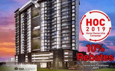 New condominium, KKIA, Kepayan, Kobusak, Lintas, Kota kinabalu, Sabah