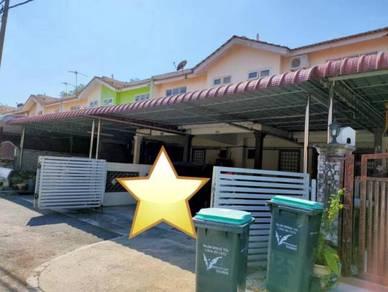 2 Sty Bandar Perdana, Sp (fully reno & free gift)